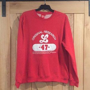 LRG Crewneck Sweatshirt Size XL